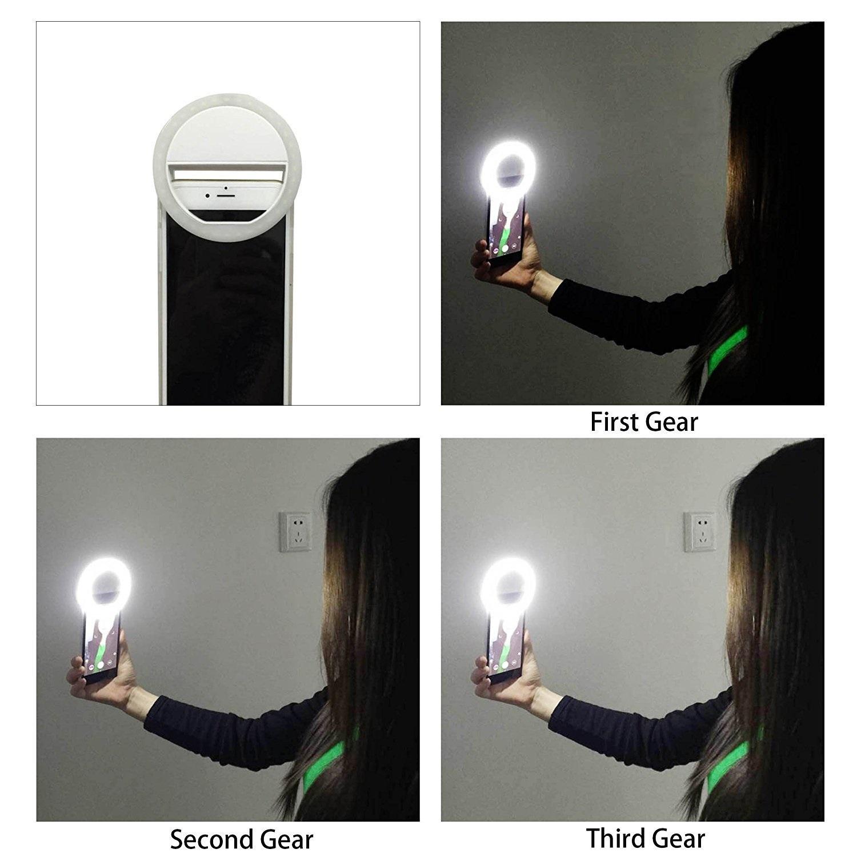 best selfie lighting ring light
