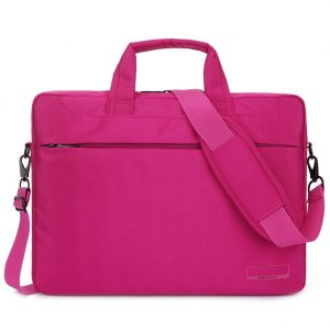 brinch pink laptop bag