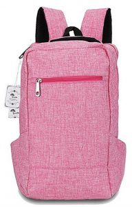 pnk laptop backpack