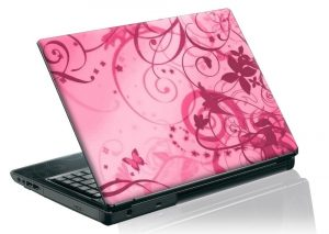 taylorhe pink laptop decal
