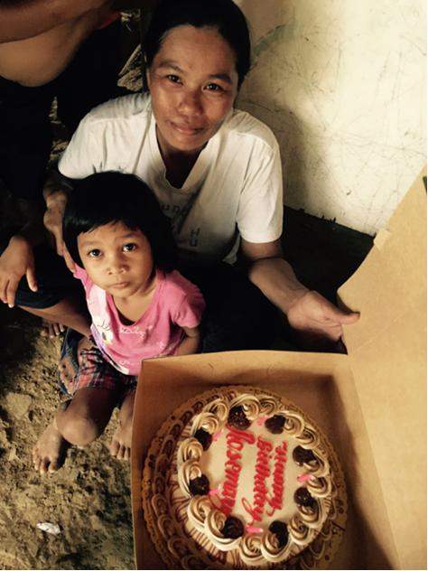 birthday cake phillipines