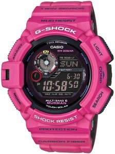 casio gshock pink luxury watch gift