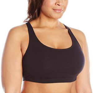 leading lady plus size impact sports bra