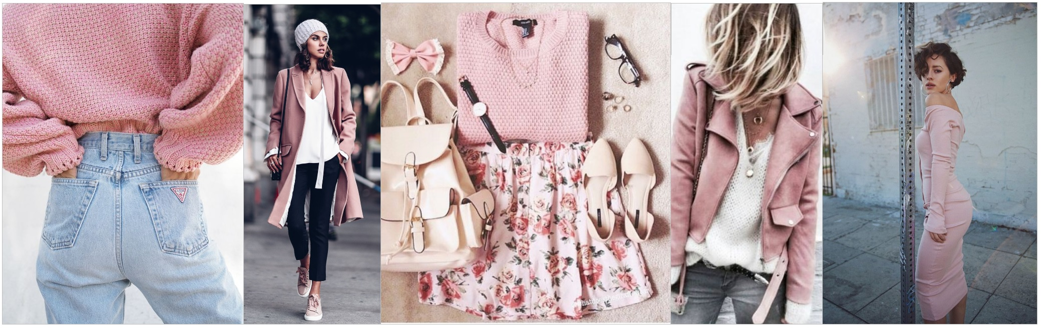 pink clothes styles