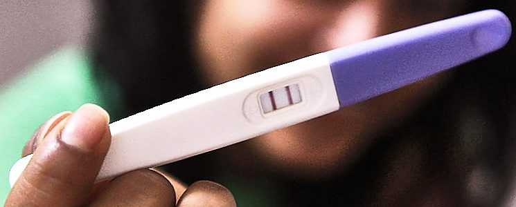 pregnancy test reaction videos