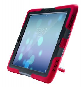 uzbl shockwave ipad protective case and stand