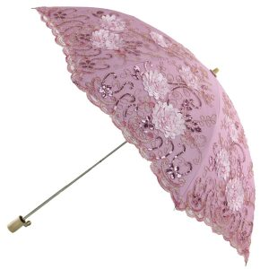 sunnyworld uv protected pink parasol gift