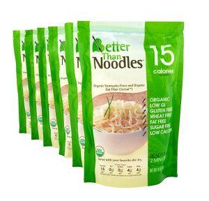 better than organic konnyuaku noodles