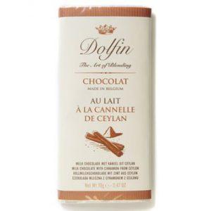 dolfin milk chocolate cinnamon