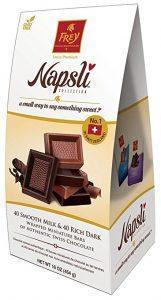 frety napsli smooth mini chocolate bars