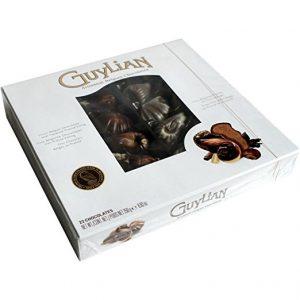 guylian milk chocolate sea shells