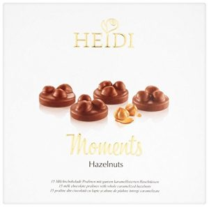 heidi chocolate hazelnuts