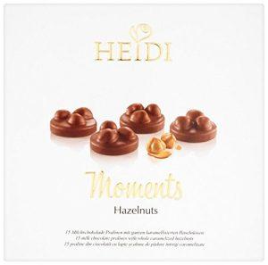 heidi chocolate hazelnuts