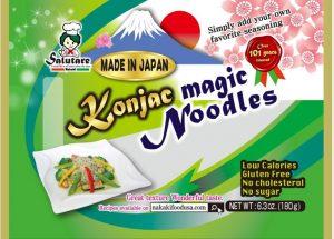 konjac magic noodles