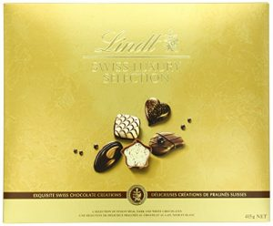 lindt swiss luxury chocolates