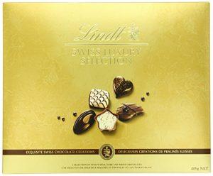 lindt swiss luxury chocolates