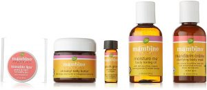 mambino organic pregnancy pamper kit
