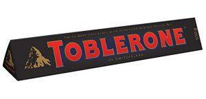 toblerone dark swiss chocolate honey