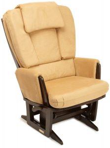 dutailier grand nursing glider chair