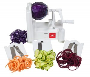 paderno world cuisine zoodle maker