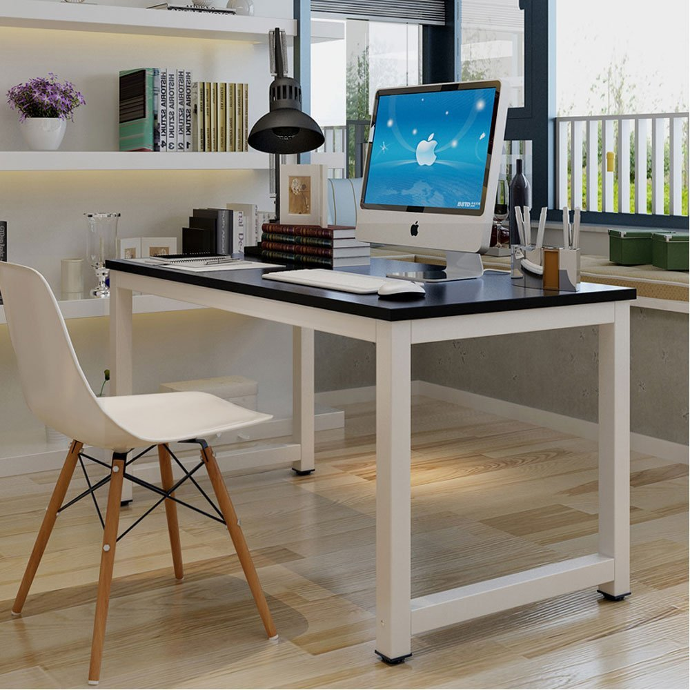 tribe signs modern computer desk