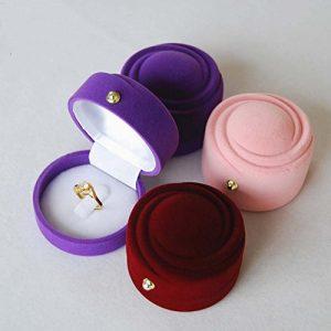 osye round jewelry box