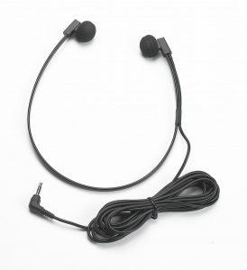 spectra computer transcription headset