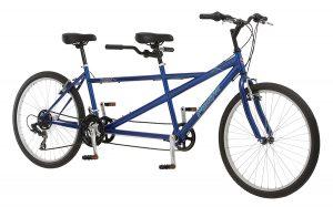 Pacific dualie tandem bicycle