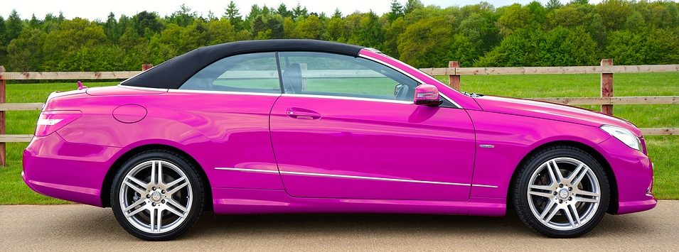 Customize Your Ride With Pink Car Accessories Lady Qs