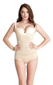 aibrou women shapewear body briefer