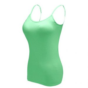 ibeatui breathable top with padded bra
