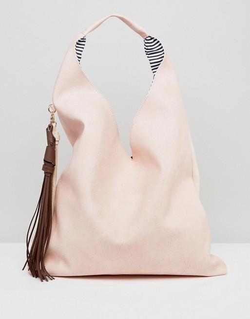 pink work bag