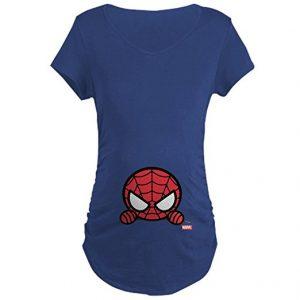 Superhero pregnancy shirt