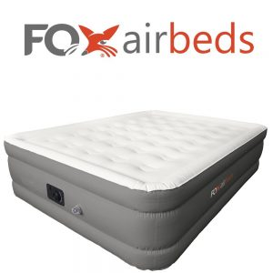 Top rated best inflatable bed by fox airbeds