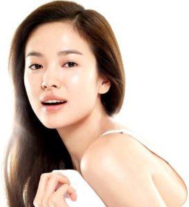 korean celebrity skincare