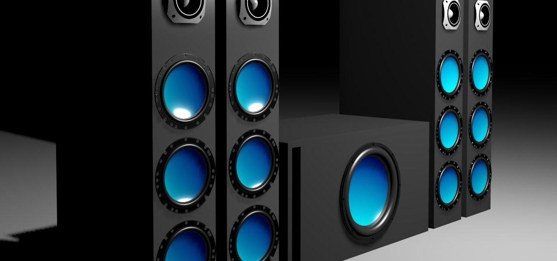surround sound apartment