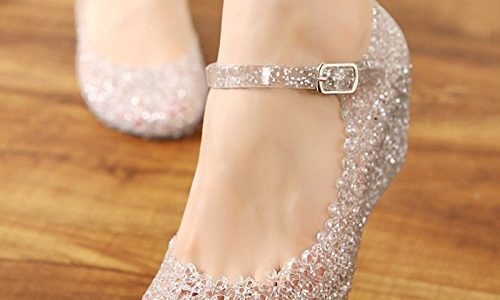 Best Jelly shoes for women Jelly Heel