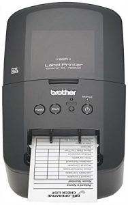 Brother QL-720NW high-speed label printer