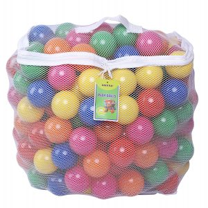 Click N' play pack crush proof plastic ball